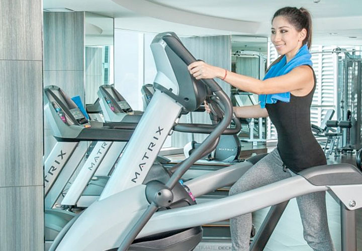 Fitness - Crowne Plaza Bandung