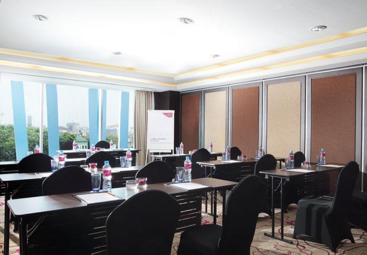 Meetings - Crowne Plaza Bandung