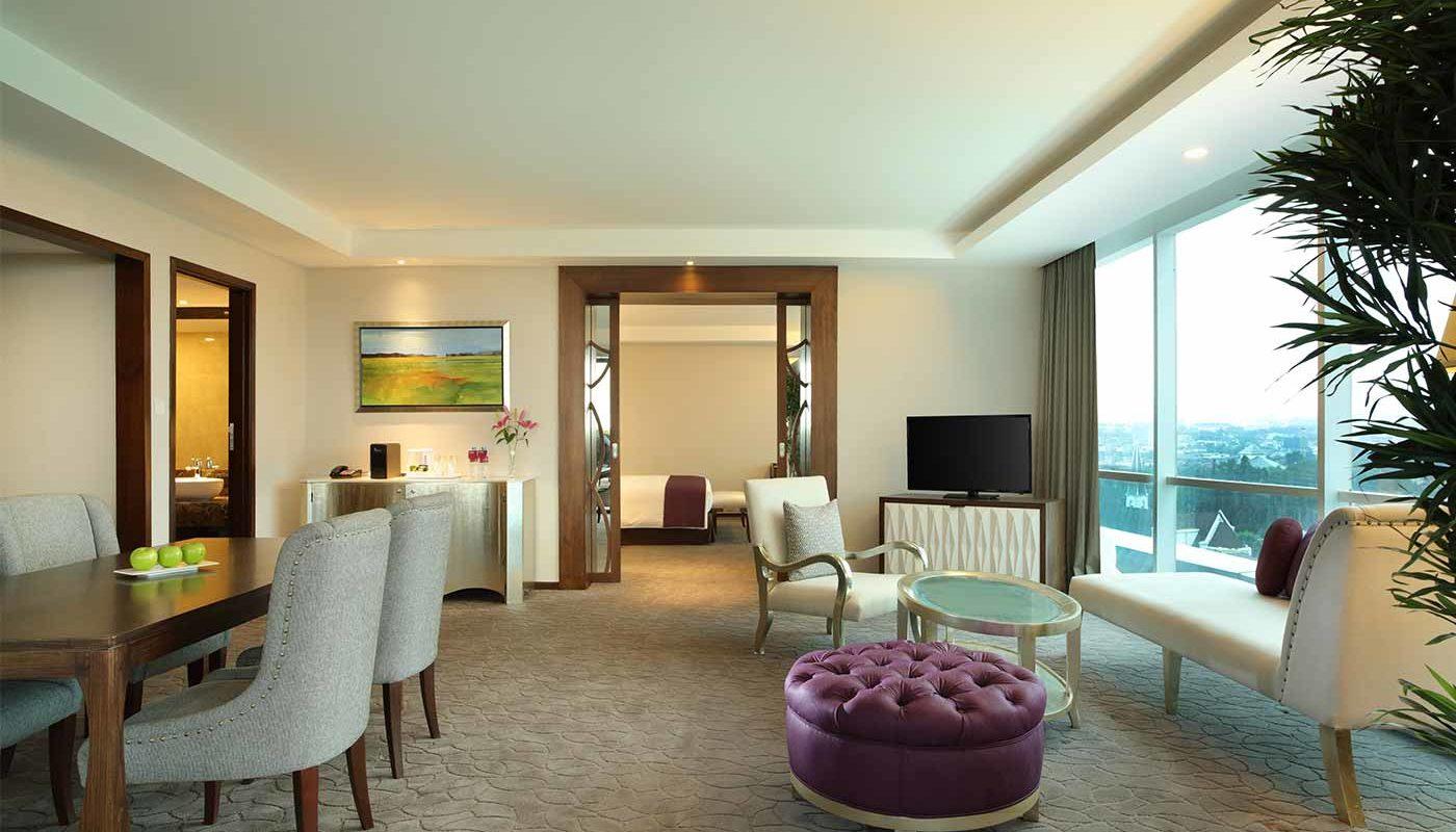 Royal Suite - Crowne Plaza Bandung