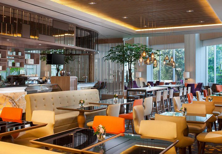 Crowne Plaza - Bandung | Rooms Feature | In - Room Dining
