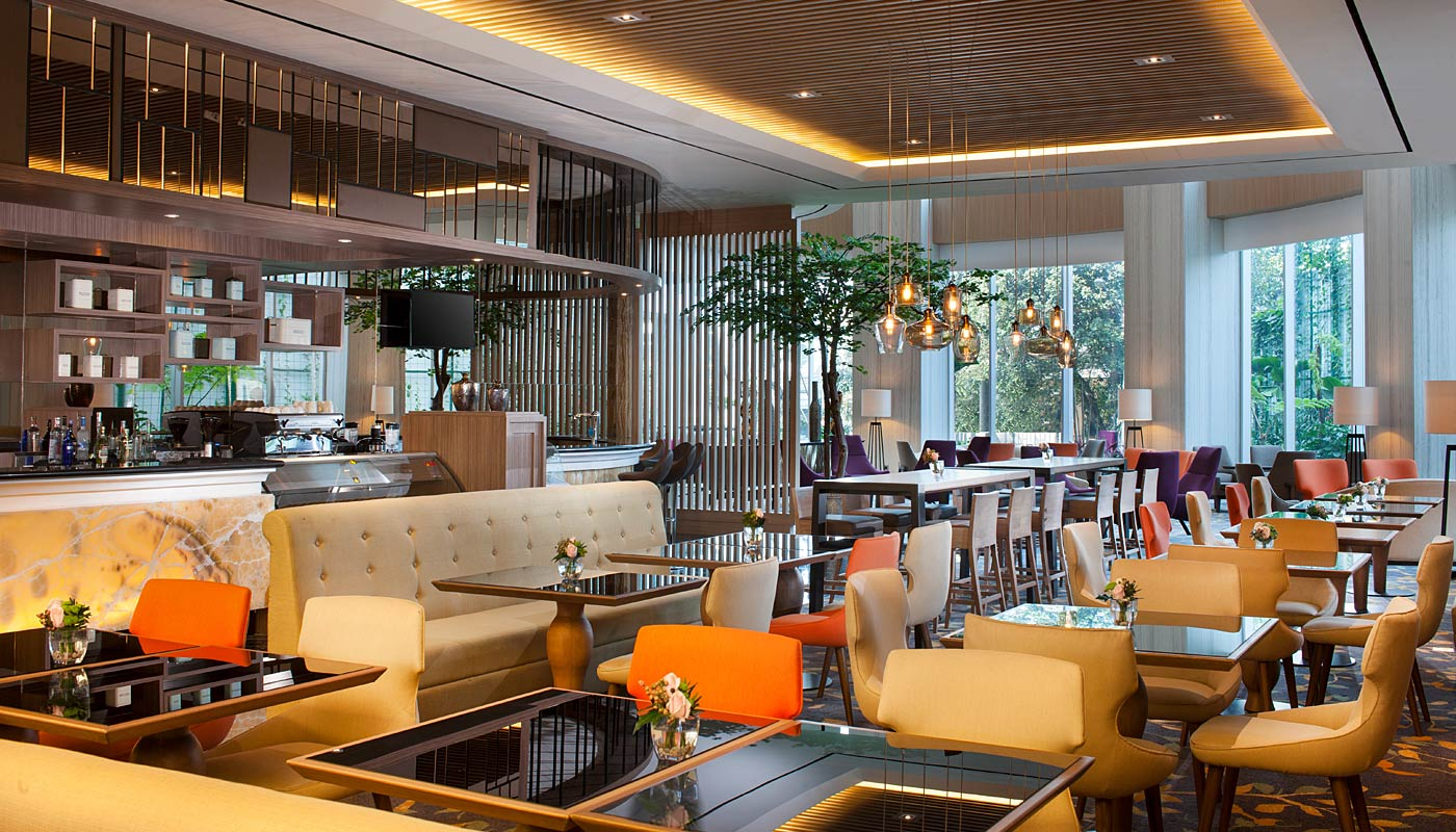 Overview - Crowne Plaza Bandung