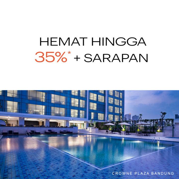 Crowne Plaza - Bandung